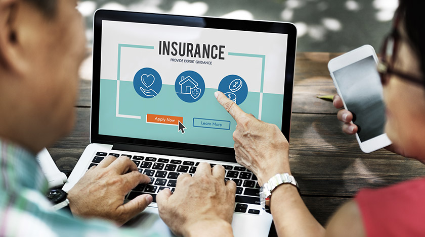 Insurance claim management software
