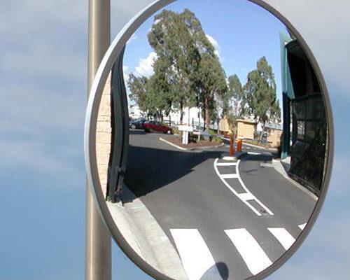 The Reflective Plane Mirror