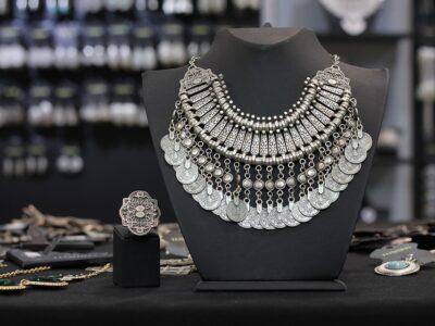 kazakh jewelry design